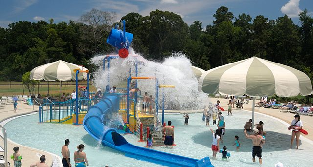 The Woodlands Pools
