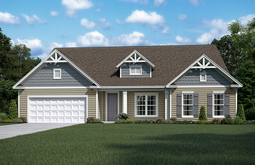 Wyndham Exterior A (will include Side Entry Garage & 2nd Floor)