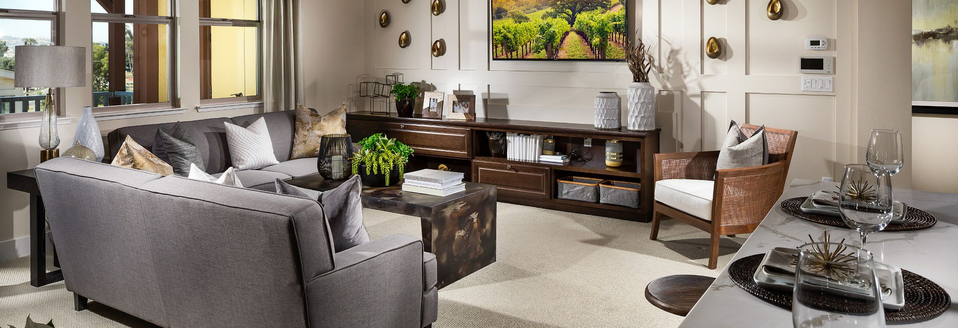 Harmony Sage Plan 4 Livermore Living Room