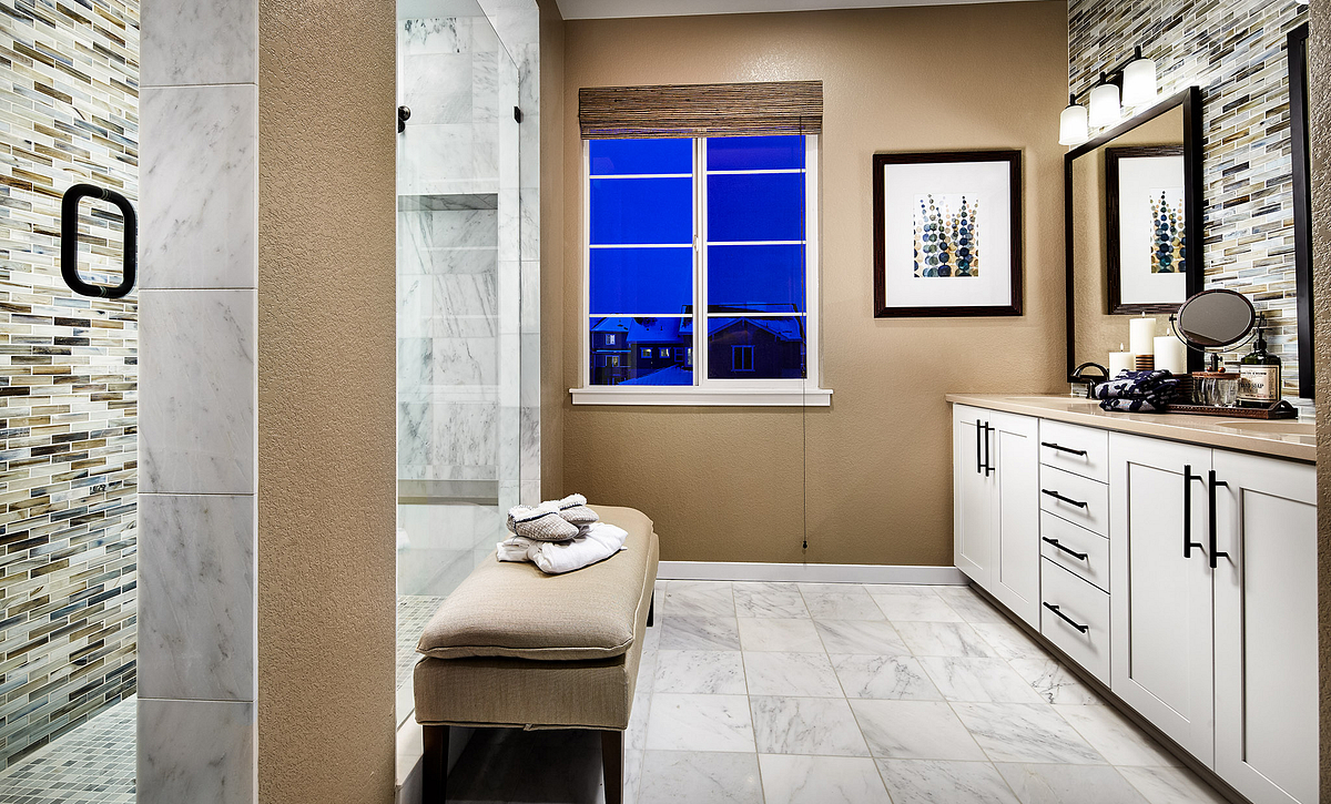 Colliers Hill Peakview Trailside Master Bath