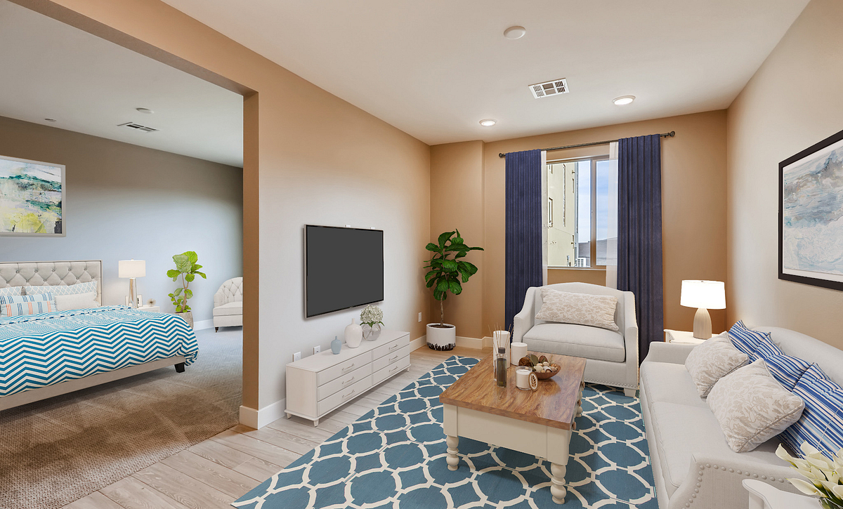 Trilogy Summerlin Viewpoint Guest Room