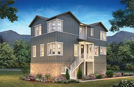 Crescendo at Central Park Plan 2205 Model Exterior