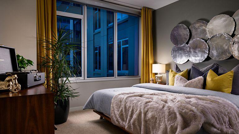 Quincy One Bedroom