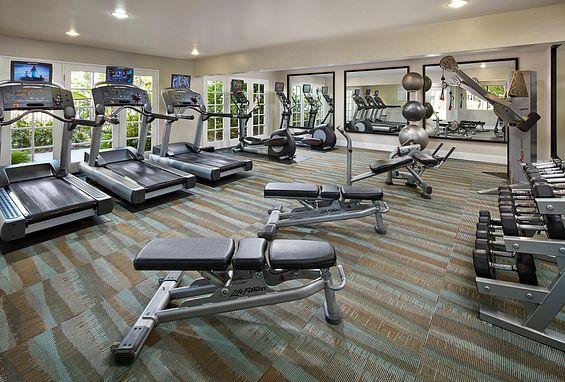 Woodbridge Apartments Irvine Gym Amenity