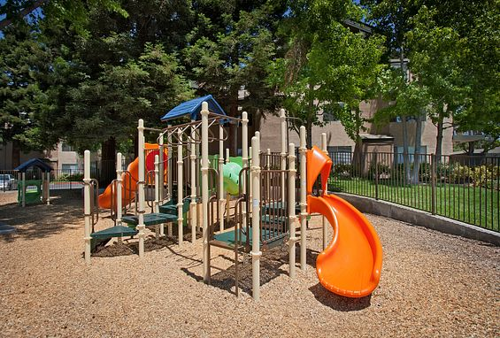 Creekside village apartments fremont amenity tot lot playground