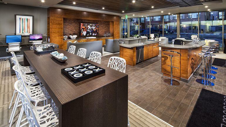 Monaco Row Resident Lounge
