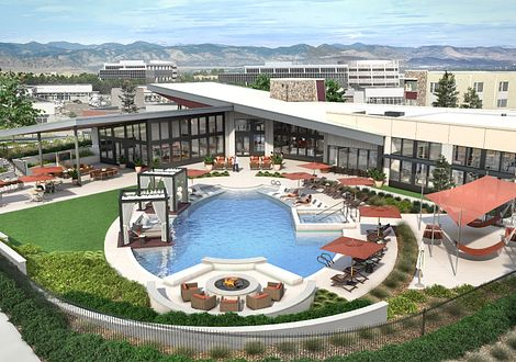 chroma apartments highlands ranch denver building exterior