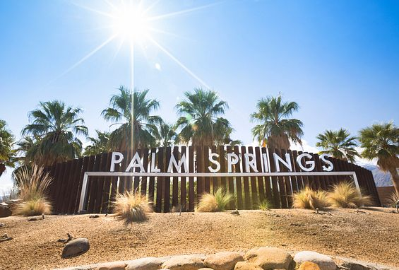 Southern california apartments attraction palm springs