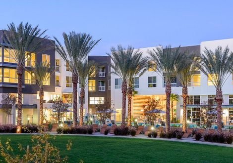 vantis apartments aliso viejo orange county building exterior