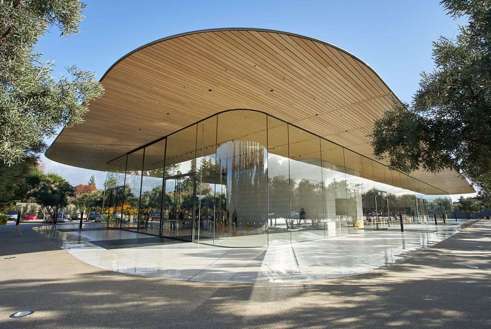 Apple Headquarters Silicon Valley California
