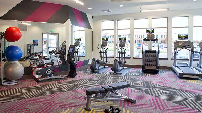 Vela Meridian Fitness Center