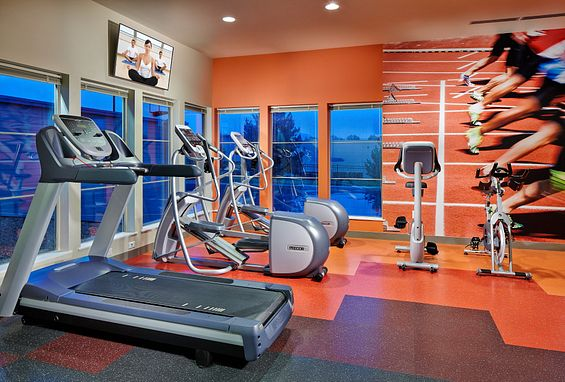 Apex meridian west affordable apartments denver amenity fitness center