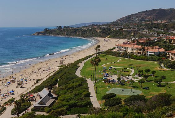 Seaside Apartments in Laguna Niguel Near Salt Creek Beach