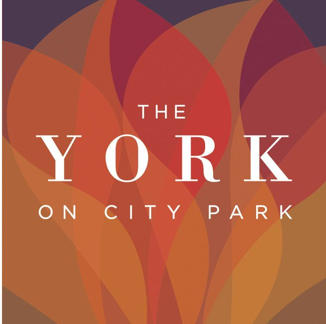 The york on city park apartments denver city park west logo color