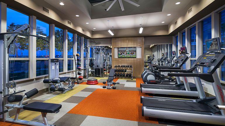 Lucent Fitness Center