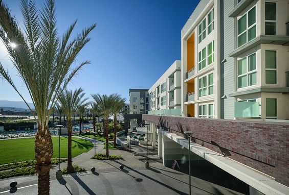 Ascent Apartments San Jose Exterior Architecture