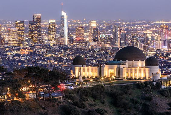 Southern california los angeles apartments attractions griffith observatory