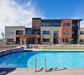 Vela Meridian Parker Apartments Denver Colorado