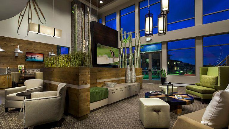 Zenith Meridian Resident Lounge