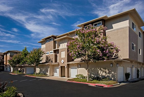 Park sierra at iron horse trail apartments dublin amenity private garage