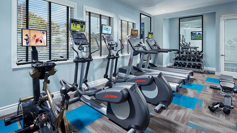 Park Sierra Fitness Center