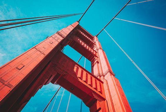 Northern California apartments location golden gate bridge