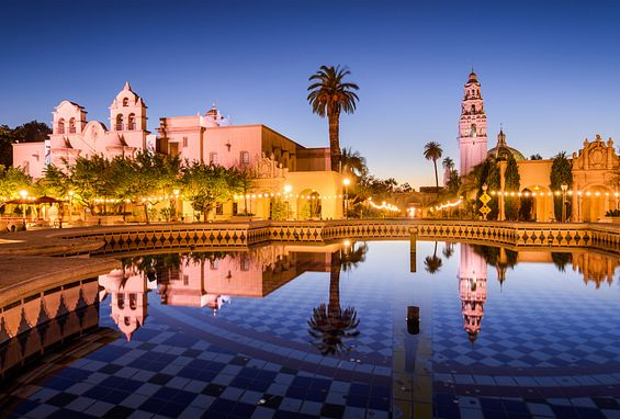 San diego apartments attractions balboa park