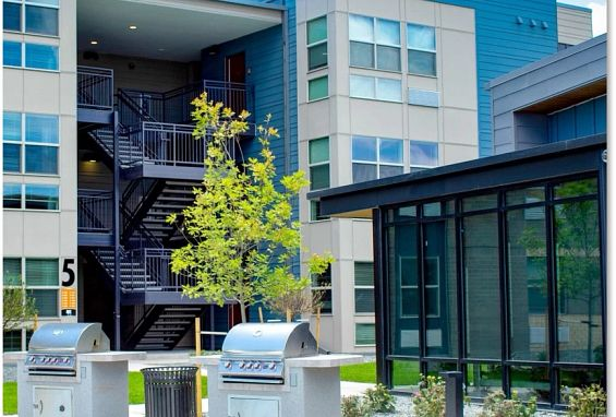 Apex Meridian East Affordable Apartments in Meridian, Denver Outdoor Grilling BBQs