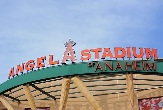 Orange county apartments attractions angels stadium