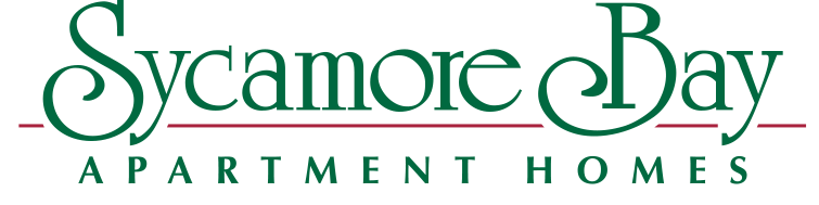 Sycamore bay apartments newark logo color