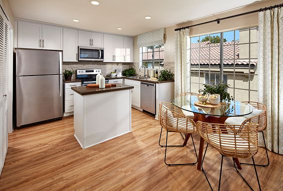 seabrook at bear brand apartments dana point one bedroom one bathroom kitchen