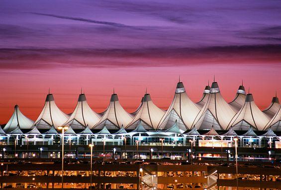 Denver Colorado International Airport
