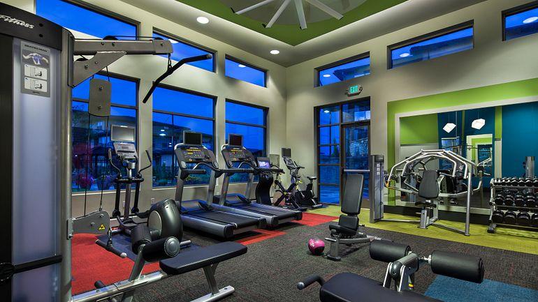 Zenith Meridian Fitness Center
