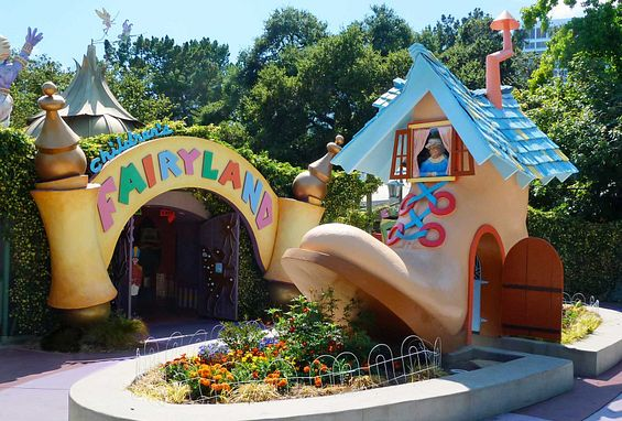 East bay northern california apartments location children's fairyland
