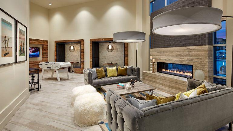 Vantis Resident Lounge