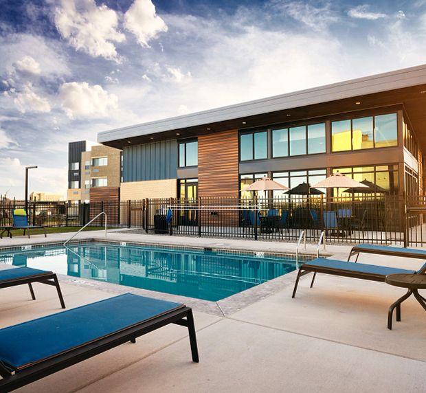 Apex Meridian East Affordable Apartments in Meridian, Denver