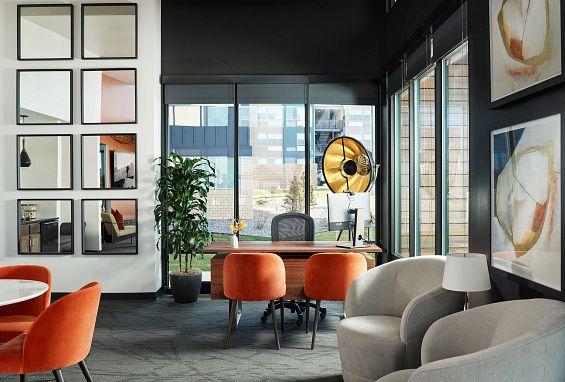Apex Meridian East Affordable Apartments in Meridian, Denver Reception Desk