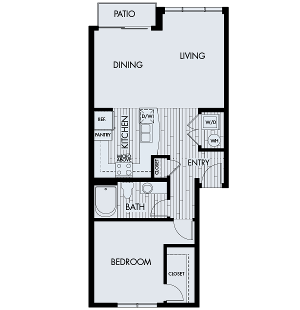 Monaco Row Plan 1E