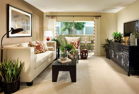 Upgraded apartments at Crystal Springs Apartments in Fountain Valley, CA