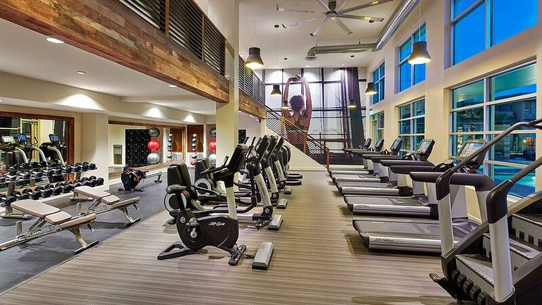 Vantis Fitness Center