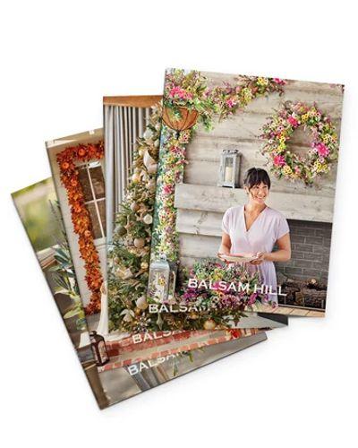 2018-Spread-Catalogs-Cover - Catalog Request Form Balsam Hill