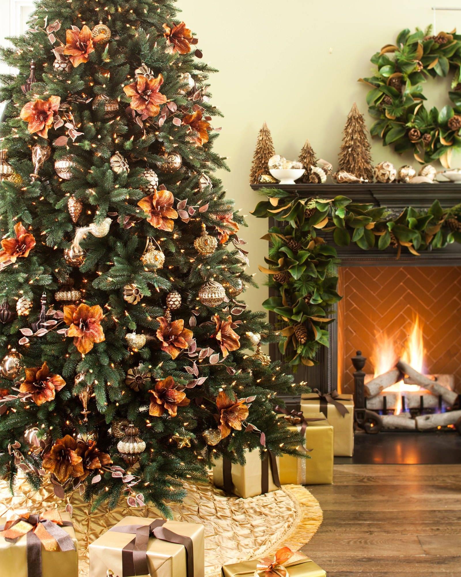 Christmas ornament sets for tree -  Gramercy Park Glass Ornament Set 30 Pieces Alt