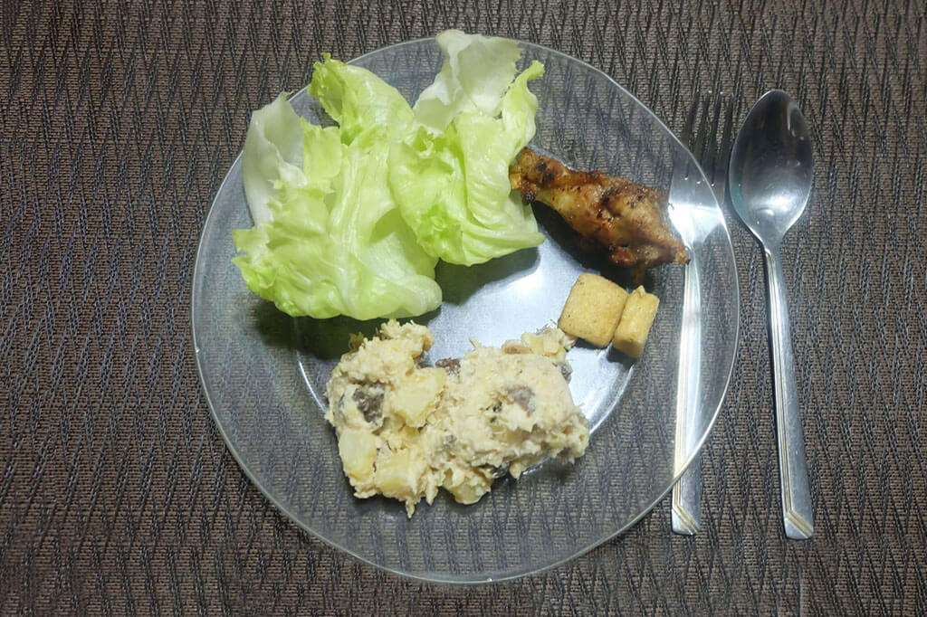 Phillippines meal image 1