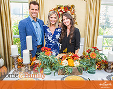 Hallmark and Balsam Hill — Balsam Hill is excited to partner again with Hallmark Channel's Home & Family to bring beautiful home and holiday décor to daytime television.