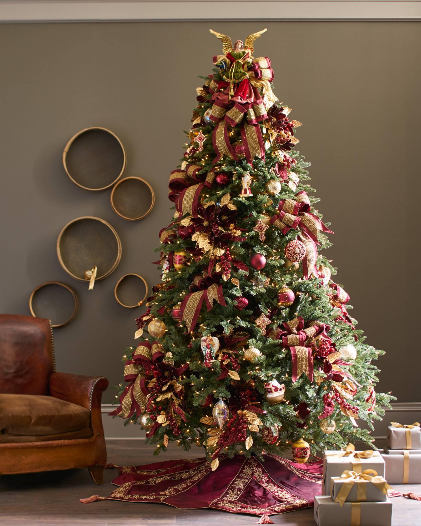 Christmas ornament sets for tree -  Ornament Set 35 Pieces Alt Alt Alt