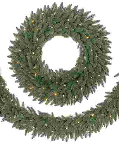 Nordmann Fir Wreath Main