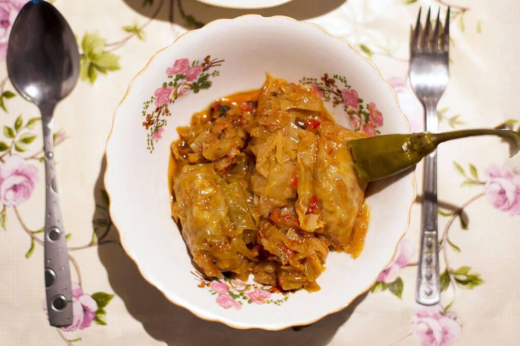 Romania meal image 1