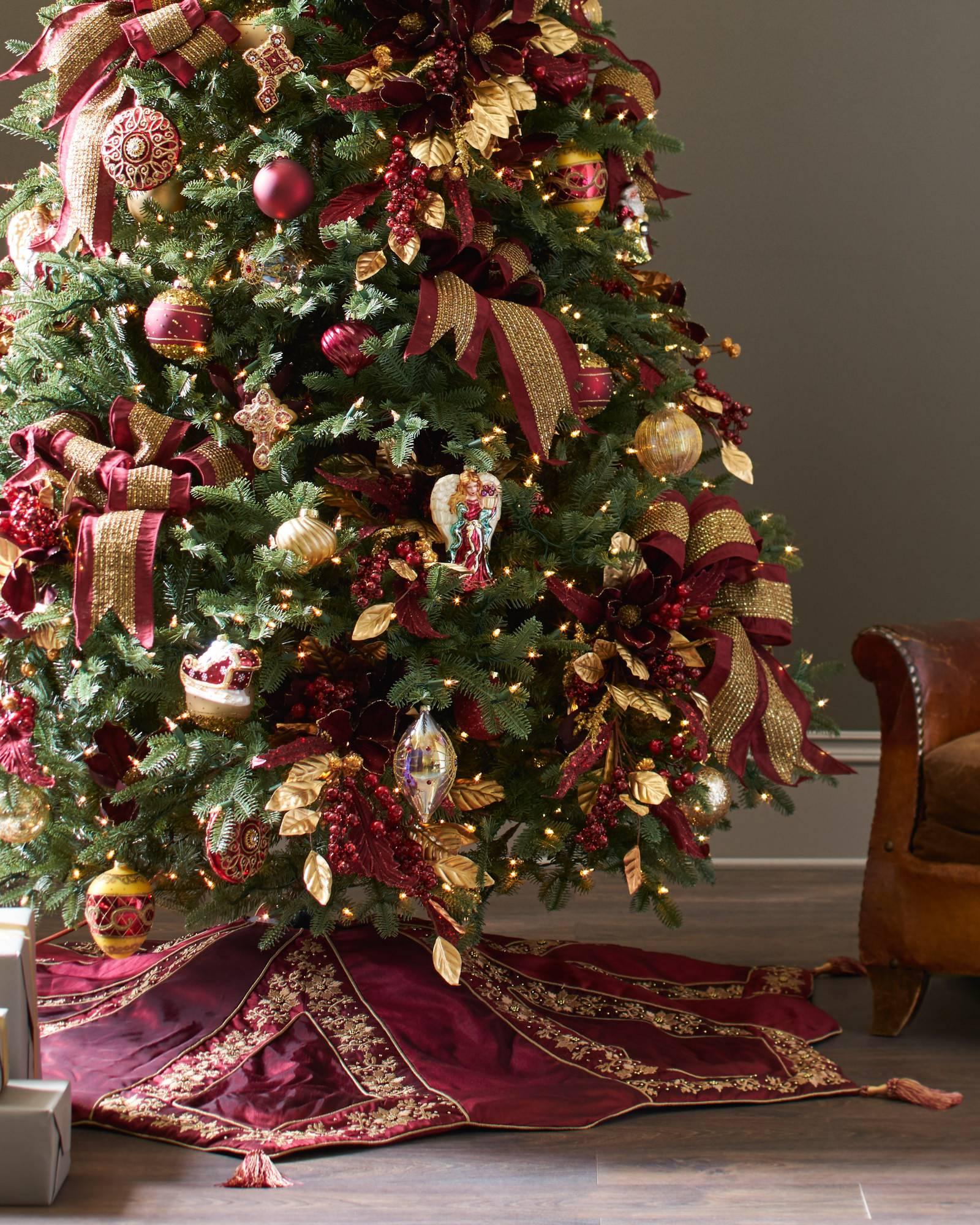 Christmas ornament sets for tree -  Alt Noel Glass Ornament Set