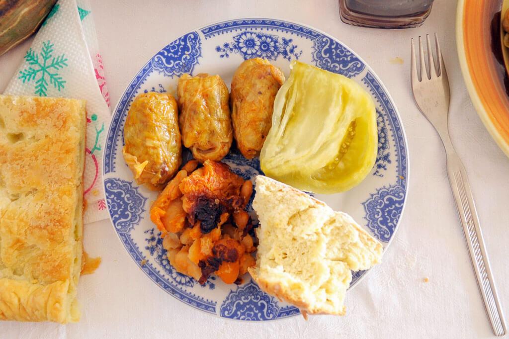 Macedonia meal image 1
