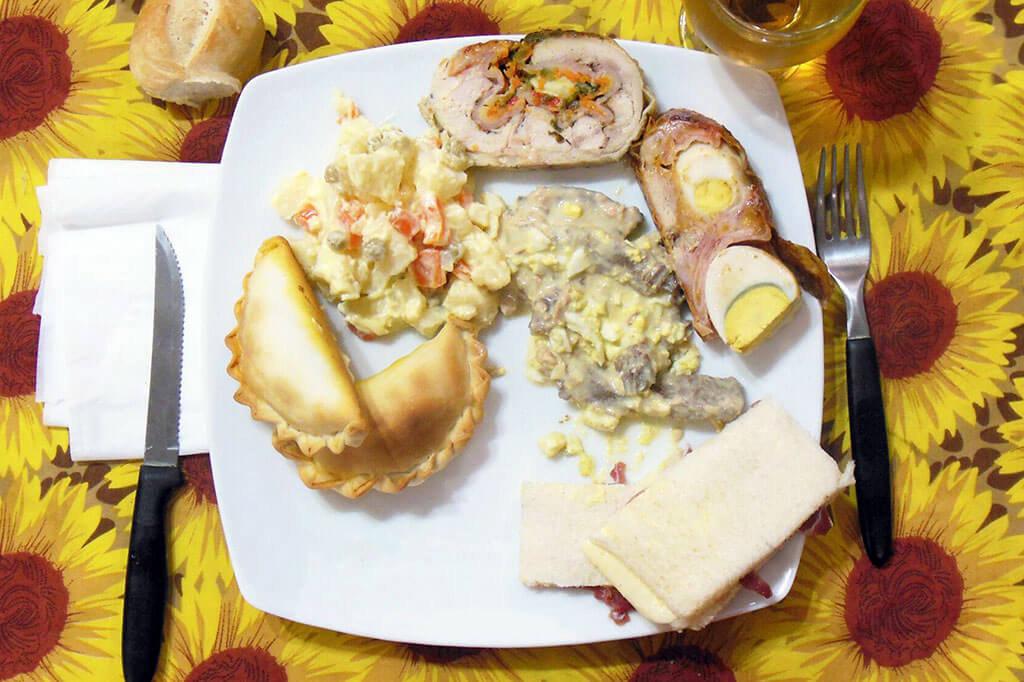 Argentina meal image 1